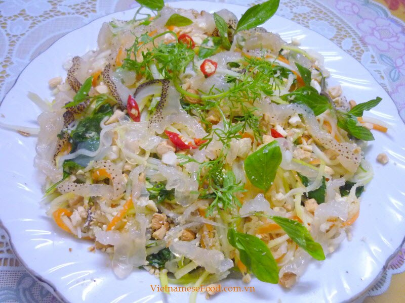 jelly-fish-salad