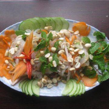 Sứa biển – Món ăn ngon, vị thuốc quý